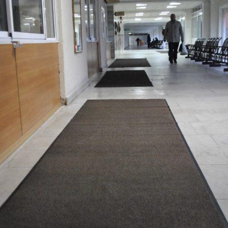 Сервис грязезащитных ковров