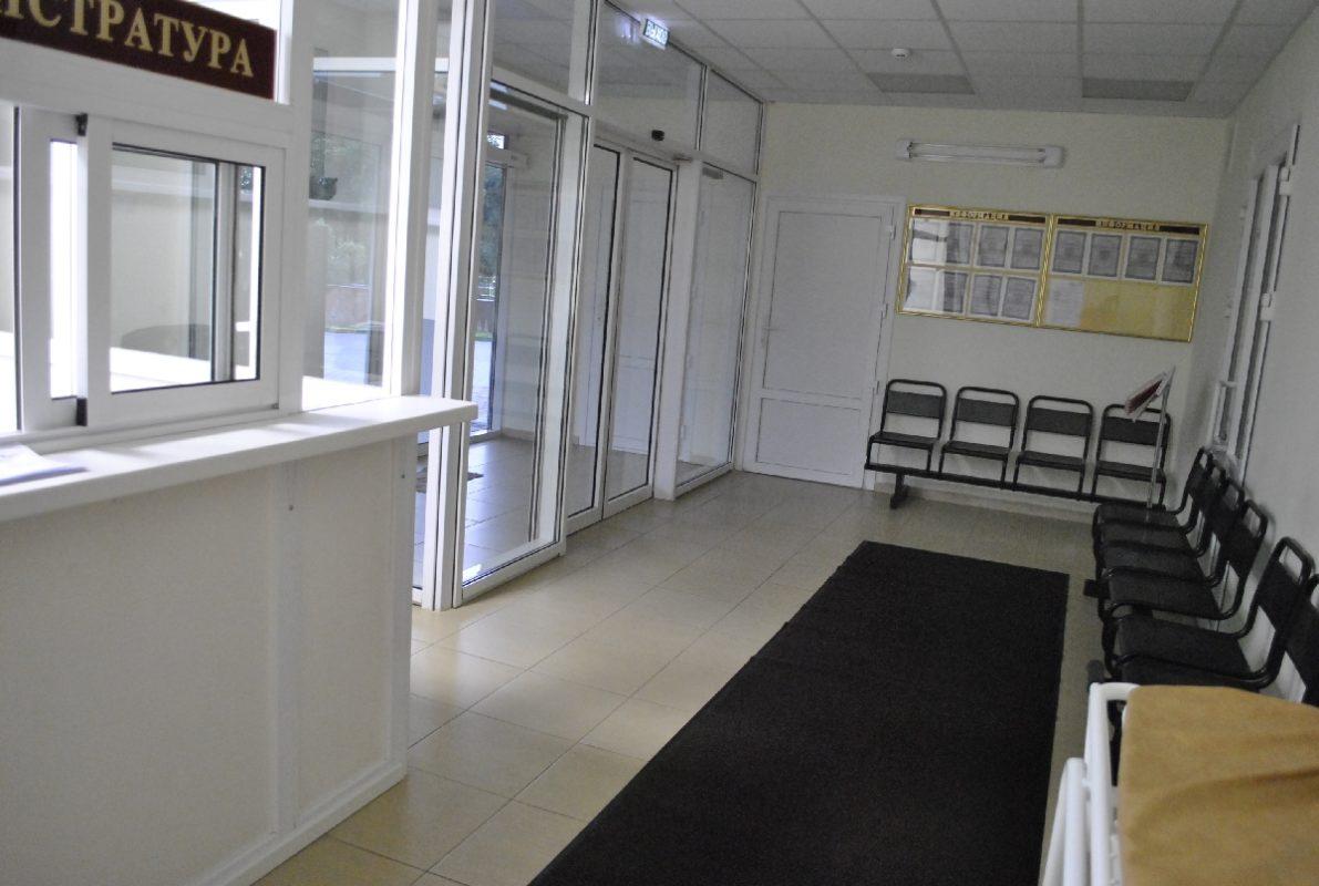 Аренда ковров для медицинского учреждения