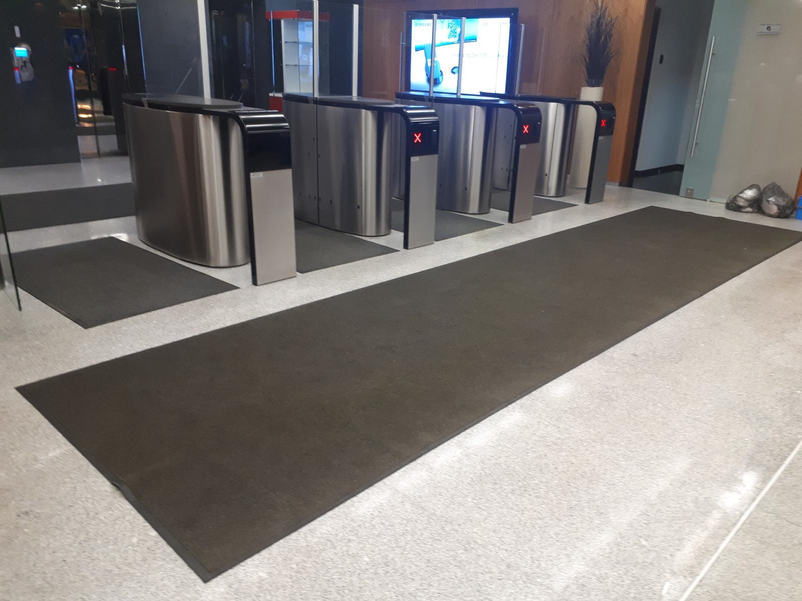 Аренда ковров для бизнес-центров