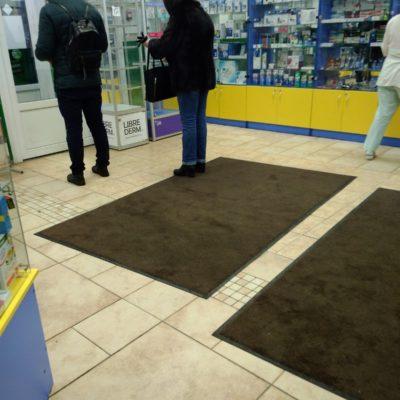 Аренда ковров для аптек