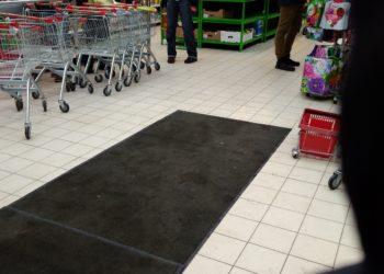 Сервис ковров для Пятерочку